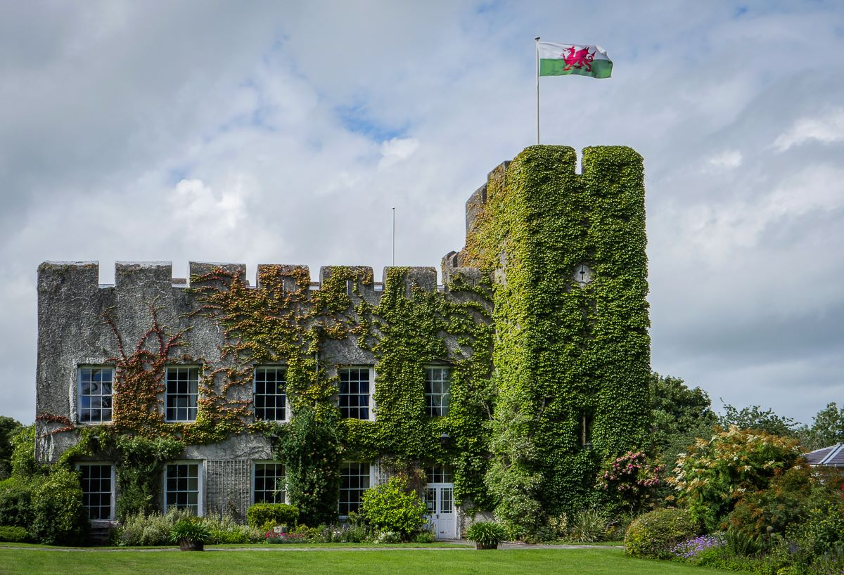 Fonmon Castle opens new outdoor attractions in the Vale of Glamorgan including Living History Village and Dinosaur Park