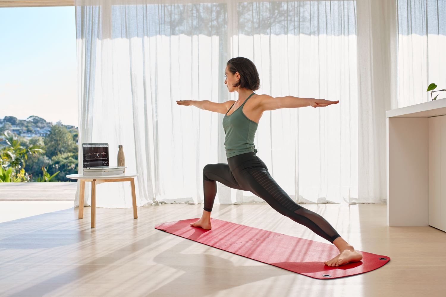 Three of the Best: Exercise options for those who want to continue virtual fitness