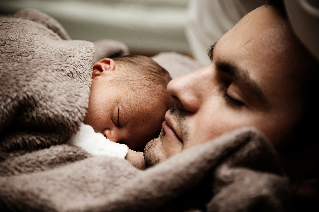 Two thirds of fathers are still not taking paternity leave