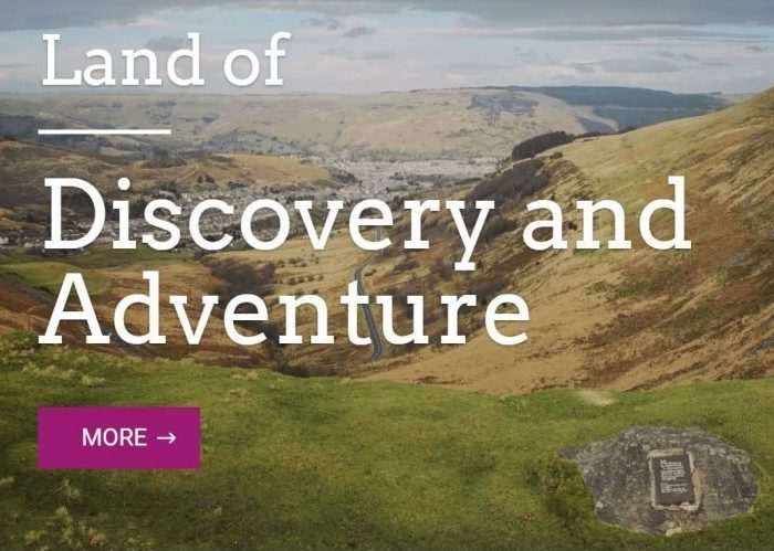 New Valleys Regional Park website showcases 'land of discovery and adventure'