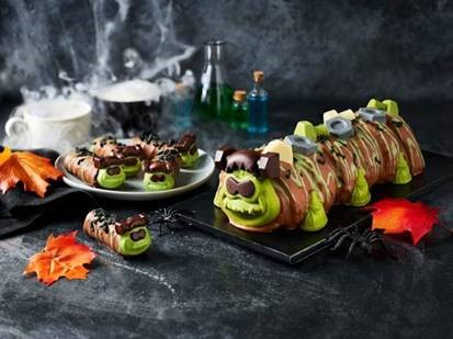 Foodie Review: M&S Halloween Food – The Spirit of Halloween Continues in Welsh Lockdown