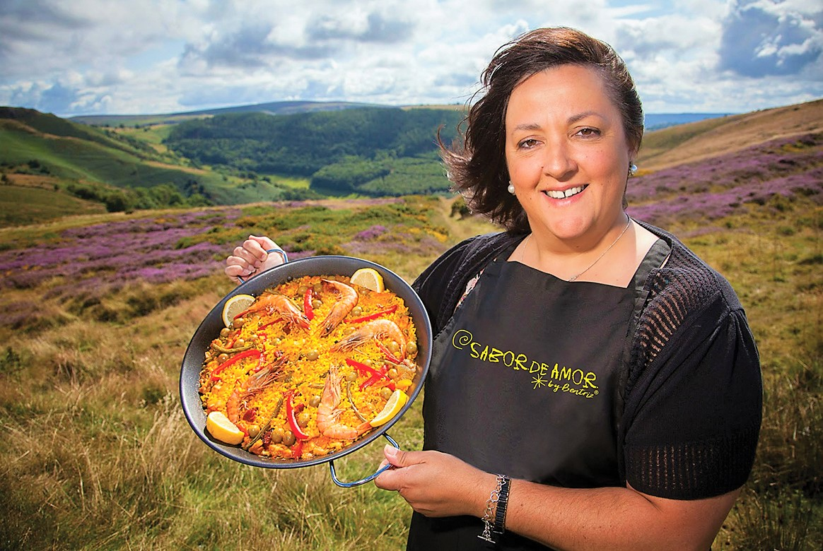 Tapas star brings Spanish sunshine into the lives of North Wales food lovers