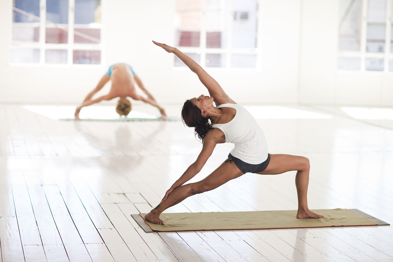 New Gen Yoga Antidote to Stress of Modern Living