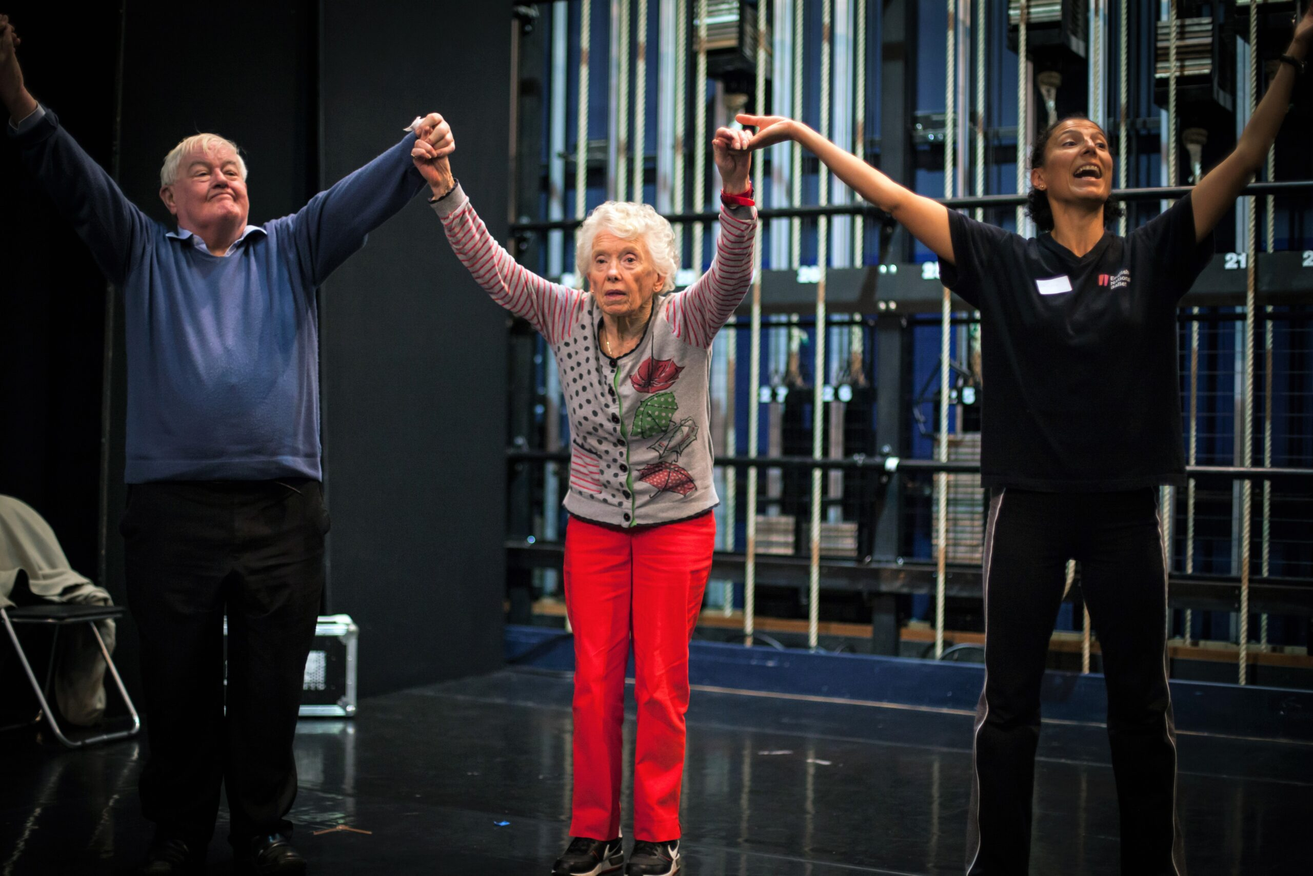 Coleg Cambria will pilot dance programme for people living with Parkinson's