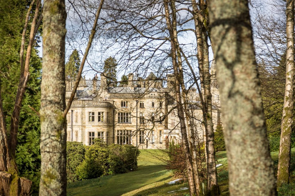 PALÉ HALL – Iconic Snowdonia hotel awarded coveted Michelin Green Star