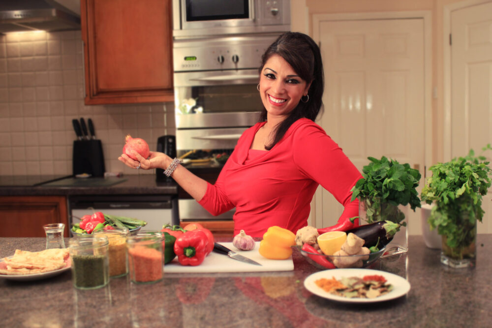 Eat your way to good health with Parveen the Spice Queen