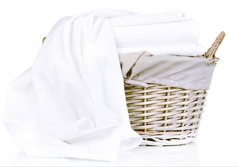 Survey reveals the Least-Laundered items in the home…