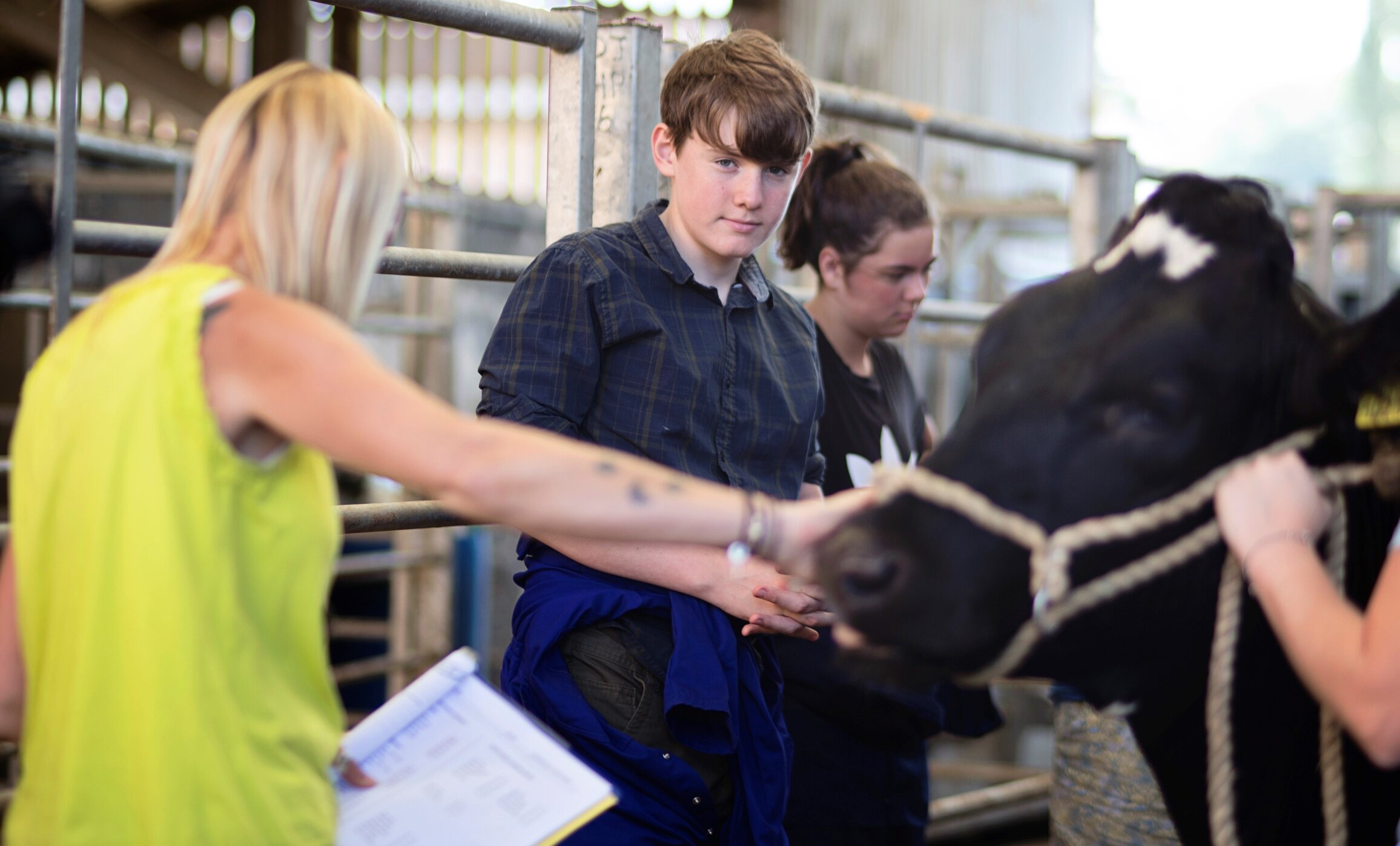 Schools to contest annual agri competition hosted by LEAF Education and North Wales college