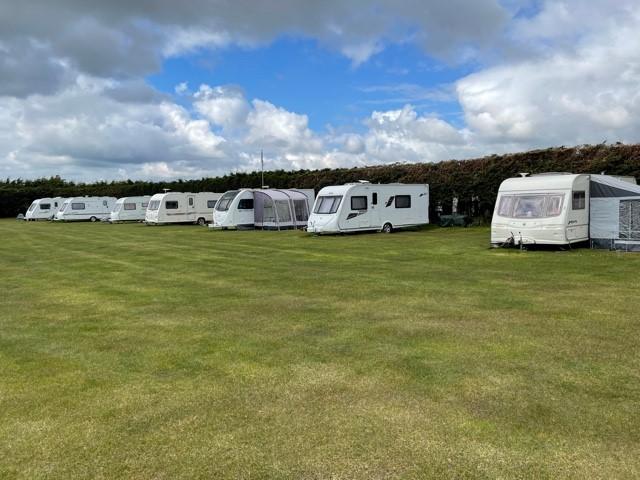 Rhos Farm Caravan Park, all set for staycation summer!