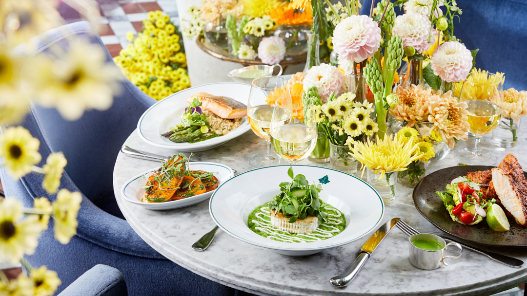 Rediscover your love of dining with The Ivy Cardiff this summer
