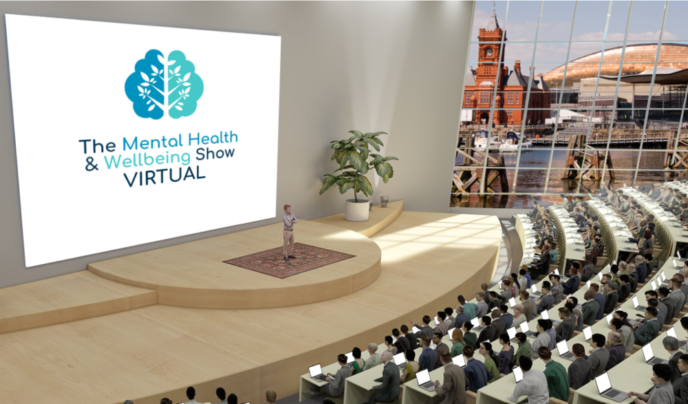 Mental Health Awareness Week 2021: Mental Health and Wellbeing Show goes virtual to celebrate!
