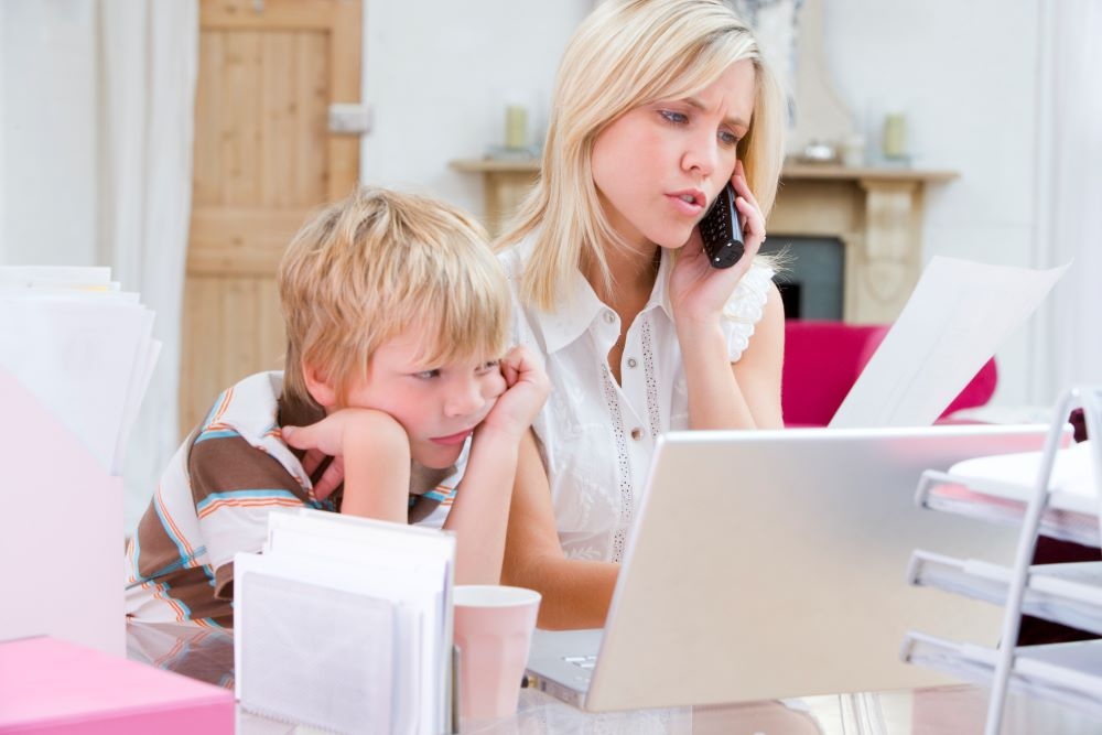 Burnt-Out Britain: 71% of Parents and 69% of Keyworkers suffering symptoms of burn out