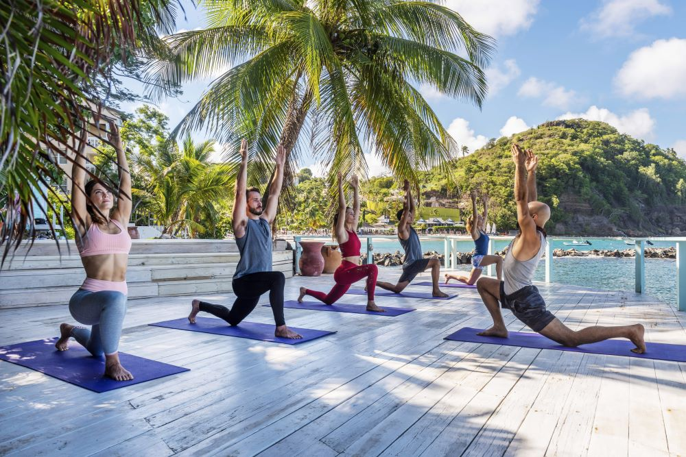 Travel expert and mum uses lockdown to launch a new business venture providing luxury retreats centred around yoga, mindfulness, and wellbeing