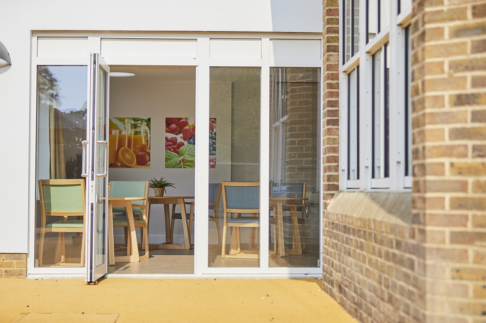 St Andrew's Healthcare in Northamptonshire opens state of the art dementia hub for people with complex needs