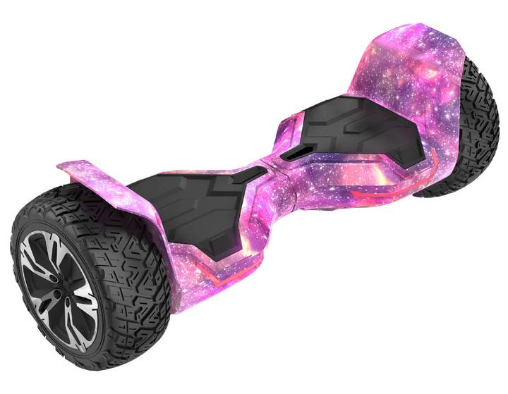 Why you should consider working out on a hoverboard