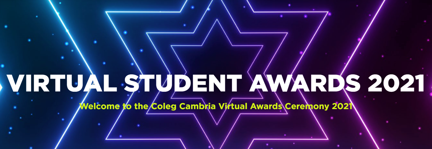 Virtual college awards celebrate achievement of students in pandemic
