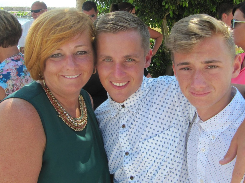 How I learned to embrace the media: Suzy Evans on life in the public eye after Tunisia tragedy