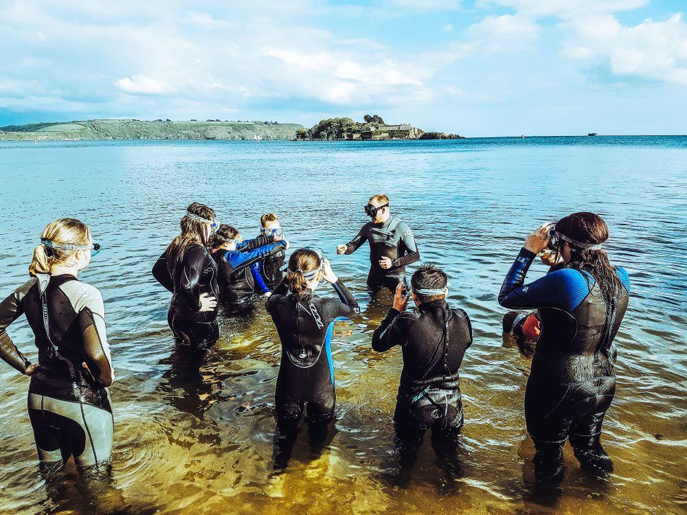 Our ocean sparks feeling of wonder but also concern, reveals new ocean awareness survey