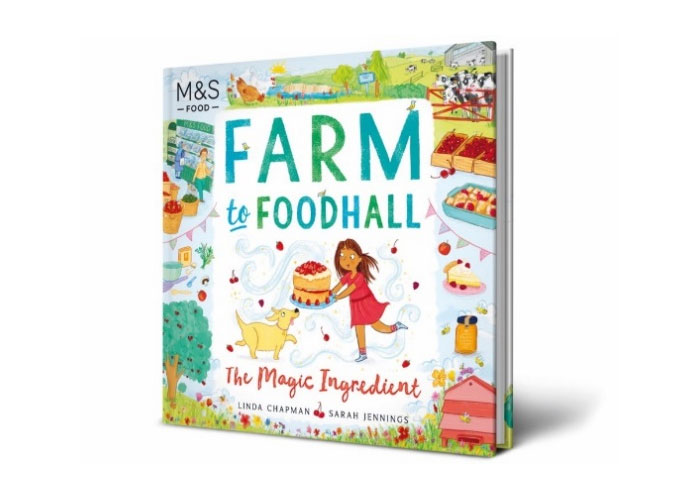 Summer Holiday Saviour: M&S Launches First Ever Children's Story Book Containing A Whopping 15 Hours Of Fun Family Activities