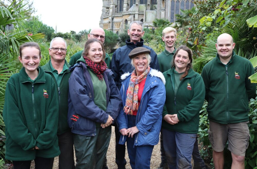 Groundbreaking gardener reflects on life in North Wales after TV success