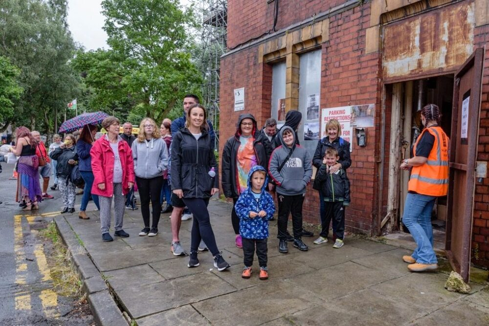 Anniversary of multi-million pound clocktower campaign marked by epic community event